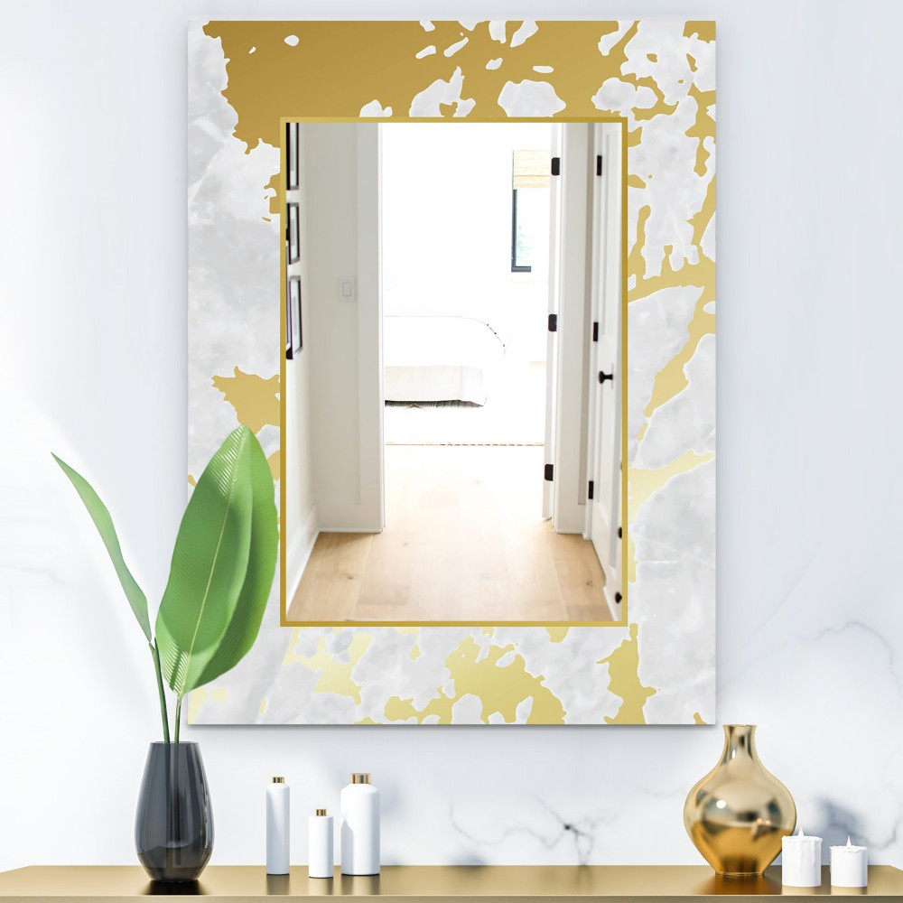 Capital Gold Botanical Bliss 8 - Glam Mirror