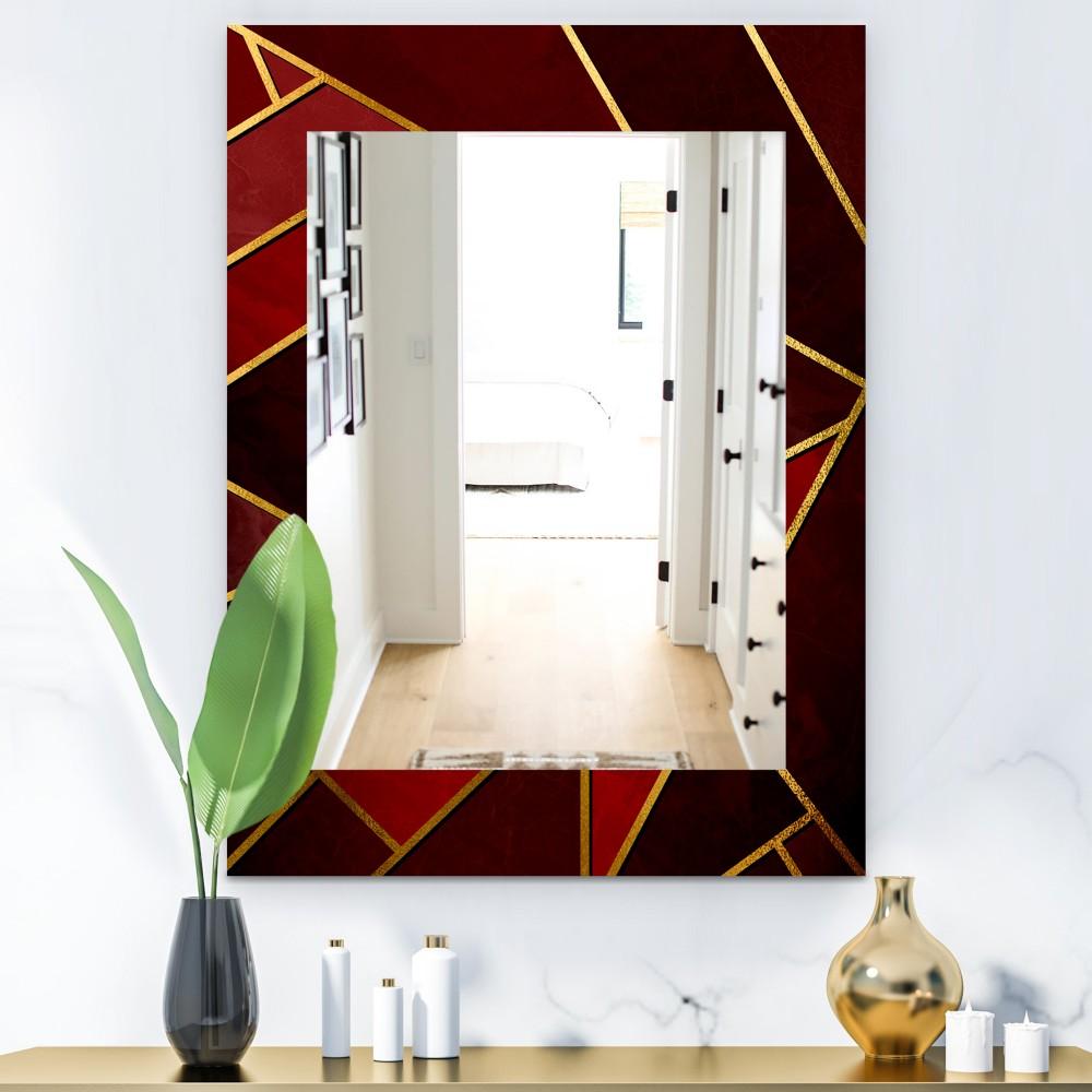 Capital Gold Honeycomb 12 - Modern Mirror