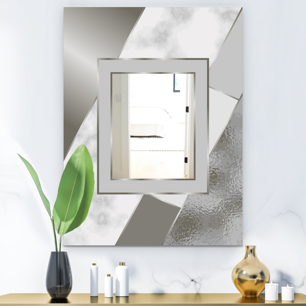 Marbled Marvelous 8 - Glam Mirror